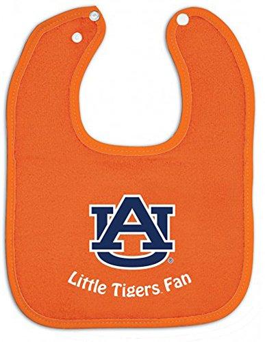 Auburn Tigers Official NCAA Infant One Size Baby Bib (Auburn Tigers Bib)