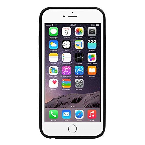 """Smart smart protectors!-coque/housse/coque/étui pour apple iPhone 6 plus 5,5 texture """"en nid d'abeille noir"""