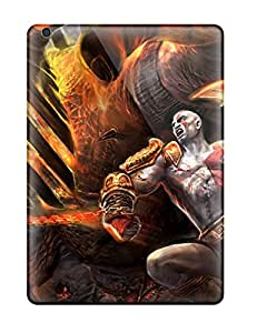 New Arrival Ipad Air Cases Kratos Vs Hades Cases Covers