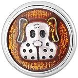 Andante bouton pression CHUNK (Puppy) pour bracelets Chunk, bagues Chunk et autres accessoires Chunk