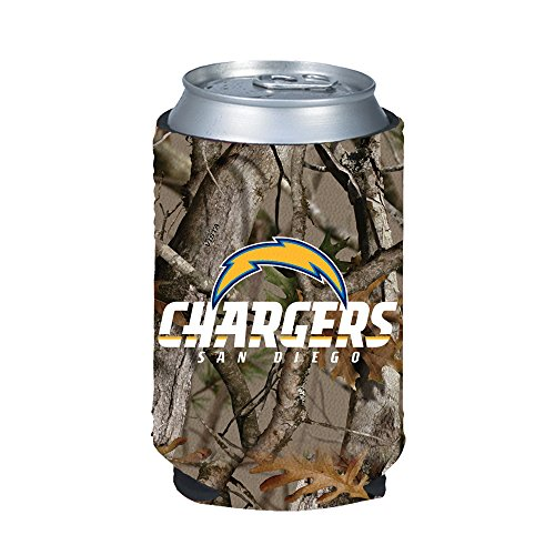 (Kolder Vista Hunting Camo Can Coolie (San Diego Chargers))