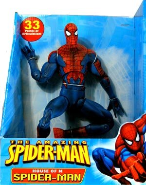 Amazing Spider-Man > House of M Spider-Man Large Doll