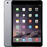 Apple iPad Mini 3 MGNR2LL/A VERSION (16GB, Wi-Fi, Space Gray) (Certified Refurbished)
