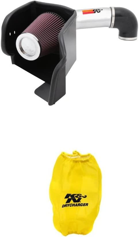 For Your K/&N RF-1020 Filter K/&N RF-1020DY Yellow Drycharger Filter Wrap
