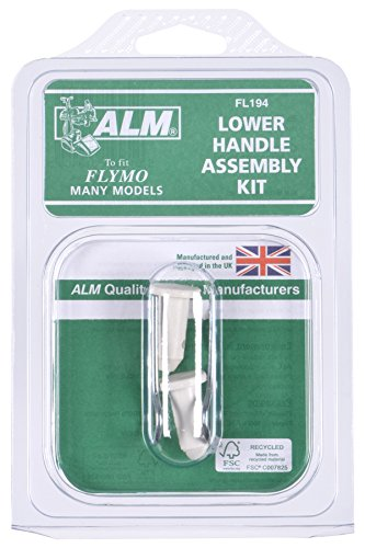 Handle Pins & Clips: Flymo: Fits many Flymo hover and wheeled lawnmowers Alm