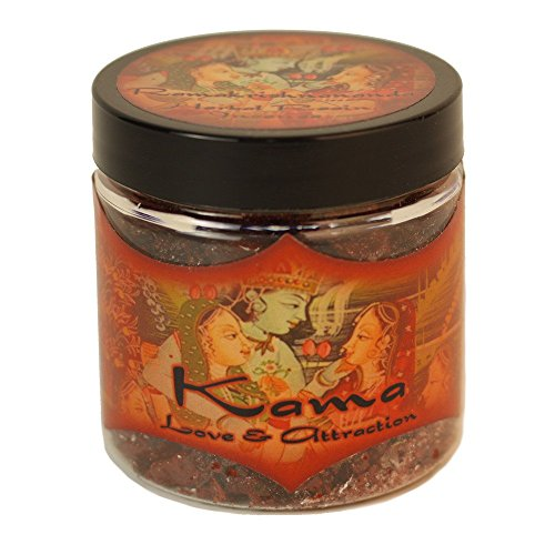Resin Incense Kama - Love and Attraction - 2.4oz jar