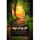 Package of 100 Hope and Life Funeral Bulletin NKJV