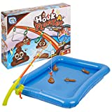 Hook a Floater Childrens Poo Fishing Game - Novelty Floating Poop Water Game