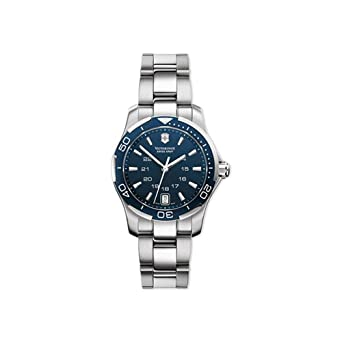 cde1cd08e8 Image Unavailable. Image not available for. Color: Victorinox Swiss Army  Women's 241307 Alliance Sport Watch