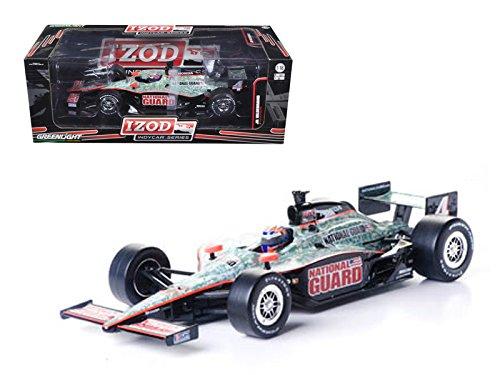 2011 Izod Indy Car J.Hildebrand Jr. #4 Panther Racing