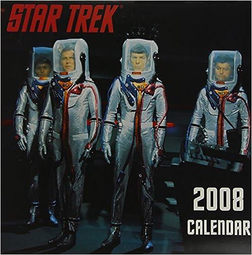 Télécharger Star Trek 2008 Calendar EPUB eBook gratuit