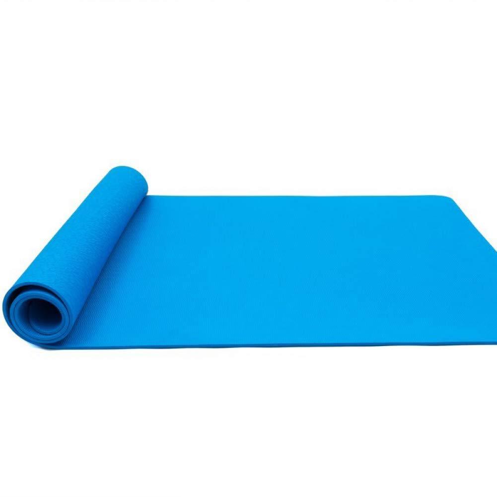 ZLJPP TPE Esterilla De Yoga Ambientalmente Gruesa 6 Mm Extra ...