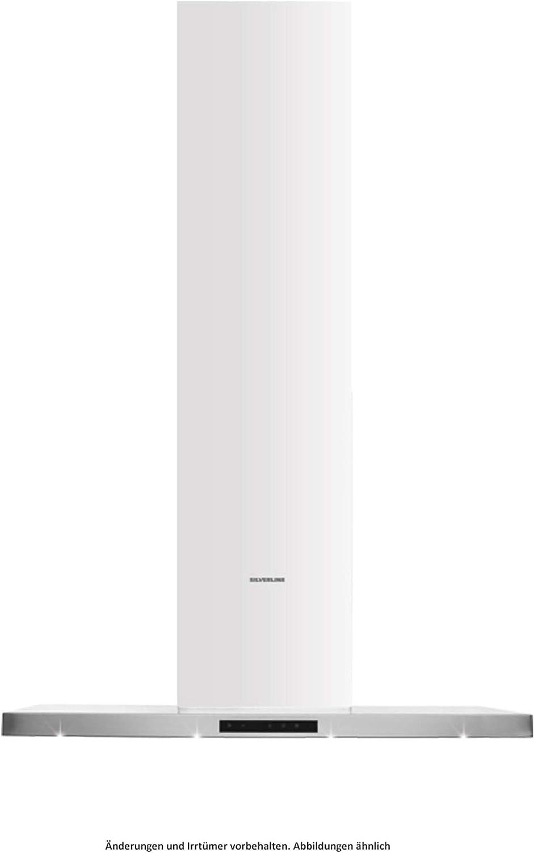 Silverline Leonis Premium LOW 820 E - Campana de pared (acero inoxidable, 80 cm): Amazon.es: Grandes electrodomésticos