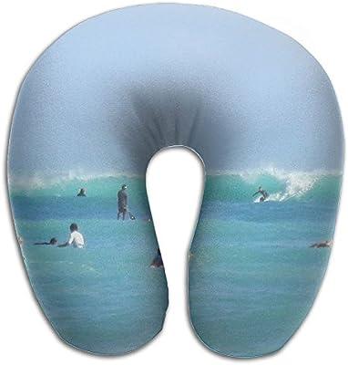 Amazon.com: KIENGG Hawaii – Funda de almohada de verano para ...