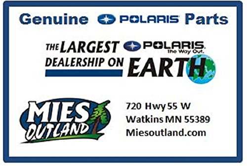 Pure Polaris OEM Wide Clyde Windshield 2878512