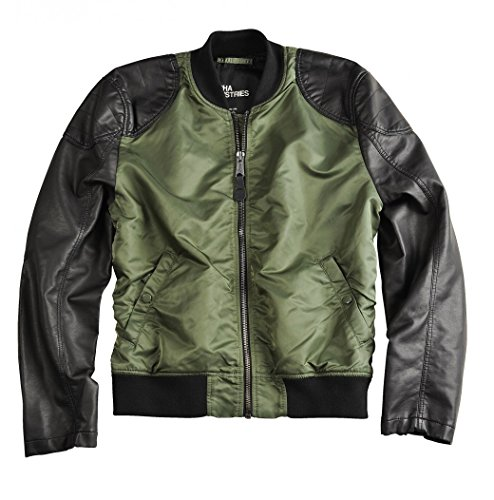 Green Jacket Dirt Industries Mens Sage Alpha Bike zEYfcq