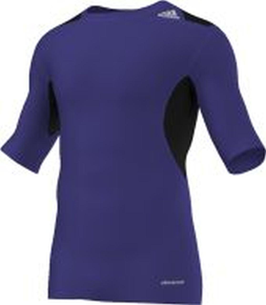 adidas Techfit Powerweb Men's Short-Sleeved Shirt