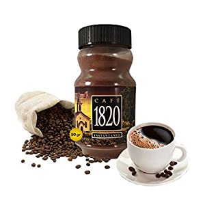 Cafe 1820 Instant Coffee - (50 gr)