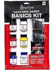 Angelus Leather Paint Basics Kit