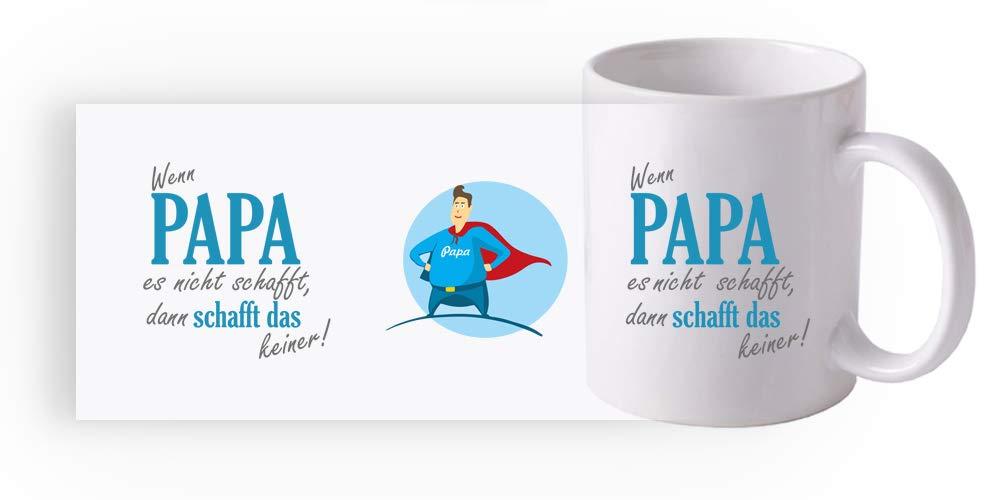 Mutter Mama Spruch Motiv beidseitig van Hoogen Kaffee-Tasse Angels Without Wings Are Called mom Geschenk Muttertag Kaffee-Becher Mug Lieblingstasse