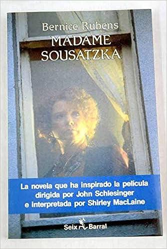 Madame Sousatzka (Spanish Edition): Bernice Rubens: 9788432246234: Amazon.com: Books