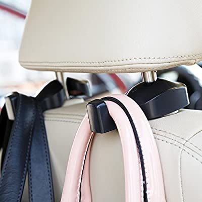 ChiTronic Car SUV BackSeat Headrest Hanger Hooks