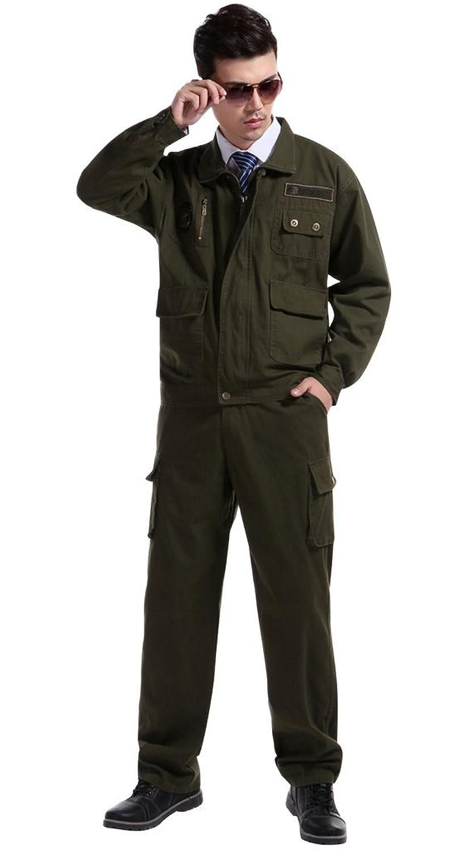 溶接作業服 バスミトン 溶接保護服 B014ZRJ2LQ  170#