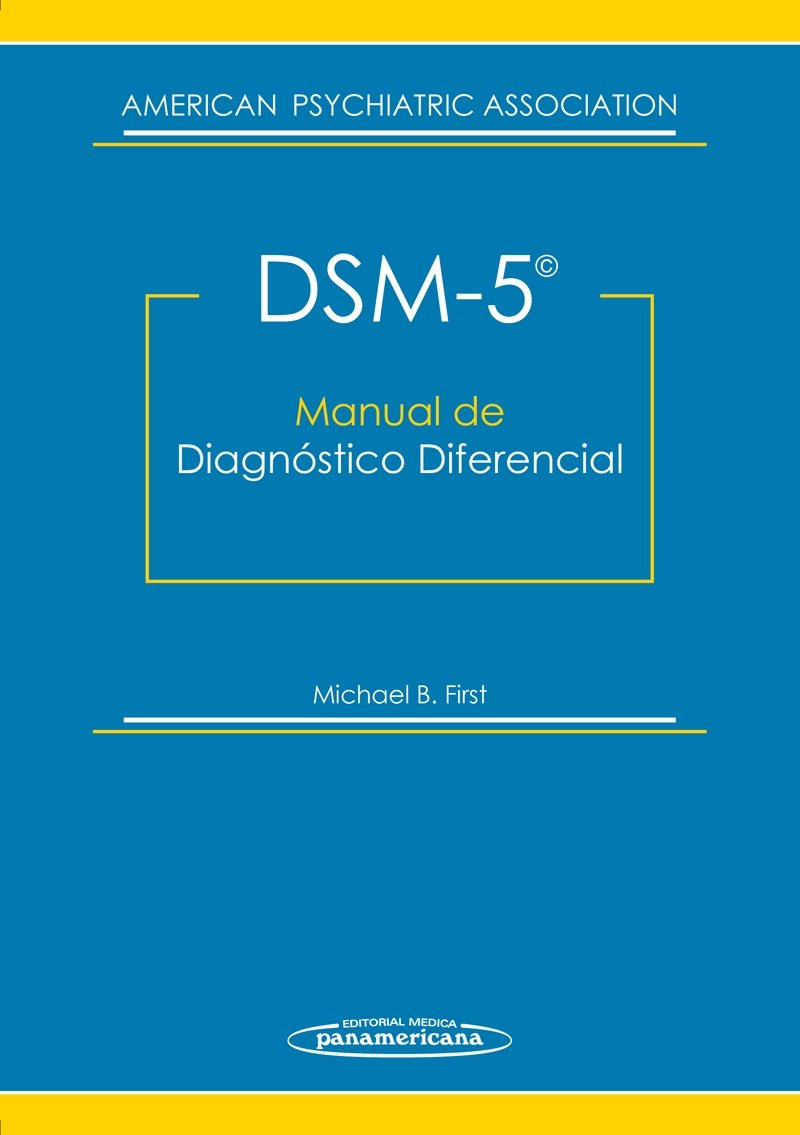 DSM-5 Manual de diagnóstico diferencial