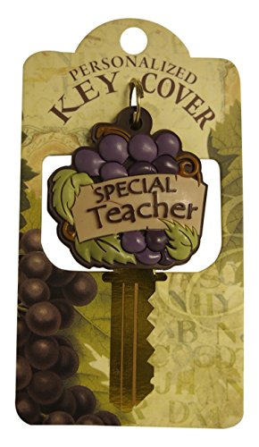 Personalized Key Covers, Key Hook, Special Teacher (42153...