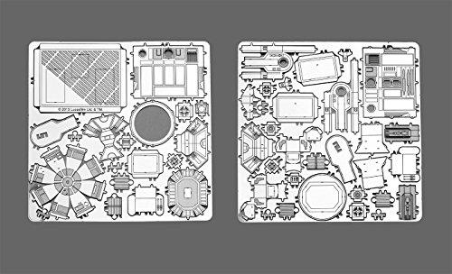 032309012507 - Fascinations Star Wars R2D2 Model Kit Metal Earth Fascinations carousel main 2