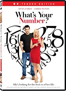 What's Your Number by Anna Faris