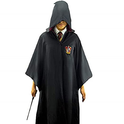 Amazon Com Abrante Harry Potter Costume Clothing Cosplay Hooded