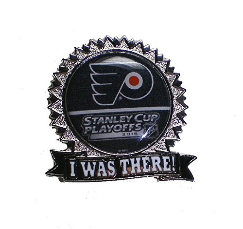 Philadelphia Flyers Hockey Lapel Pin I Was There 2016 NHL Stanley Cup Playoffs