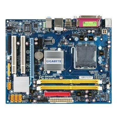 Gigabyte GA-G31M-S2L Desktop Board