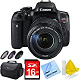 Canon EOS Rebel T6i DSLR Camera and EF-S 18-135mm IS STM Lens Kit 0591C005