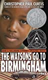 Front cover for the book The Watsons Go to Birmingham-1963 by Christopher Paul Curtis