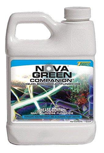 Nova Green Companion Fungicide - Hydroponic and Soil Production - 1 qt.