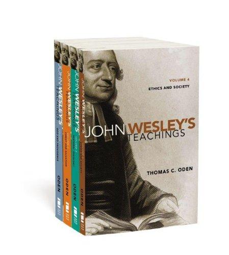 John Wesley's Teachings---Complete Set: Volumes 1-4