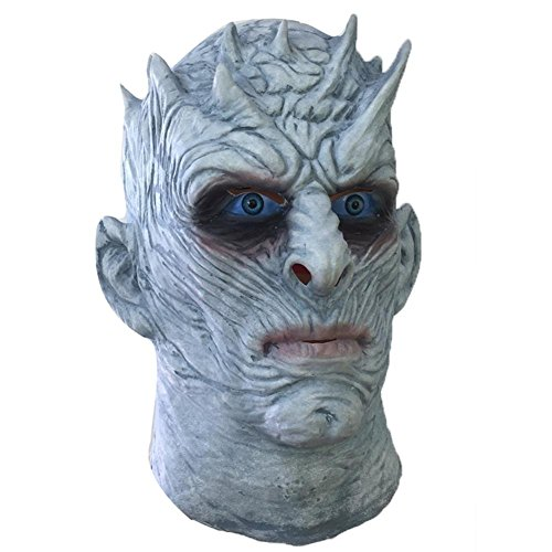 Leno Hunting Men Latex Scary Mask Full Face Cosplay Horror for Halloween Terror