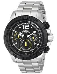 Invicta Men's 15893 Speedway Analog Display Japanese Quartz Silver Watch