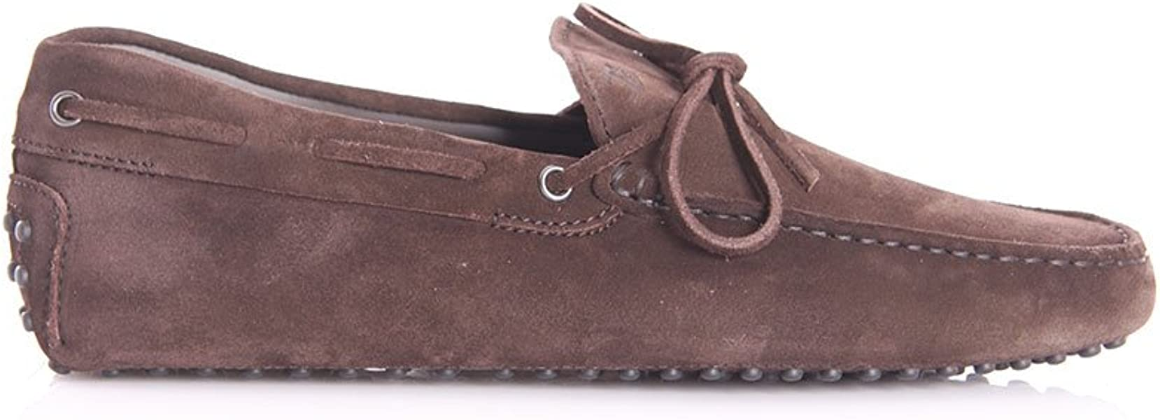 1c360354 Tod's Gommino Driving Shoes in Suede, Mens, Size: 6.: Amazon.co.uk ...
