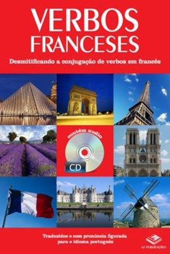 Verbos Franceses - Livro (+ CD Áudio)