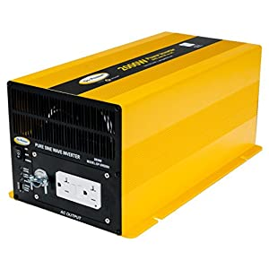 Go Power! GP-SW2000-12 2000-Watt Pure Sine Wave Inverter