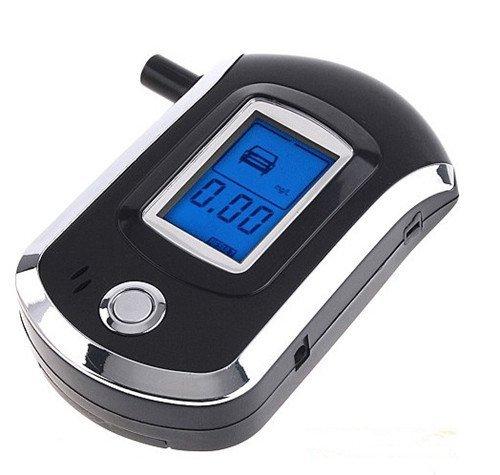 GROUPBUYLINK Digital Personal Alcohol Breathalyzer Breath Tester LCD Breathalizer Tester Device Machine