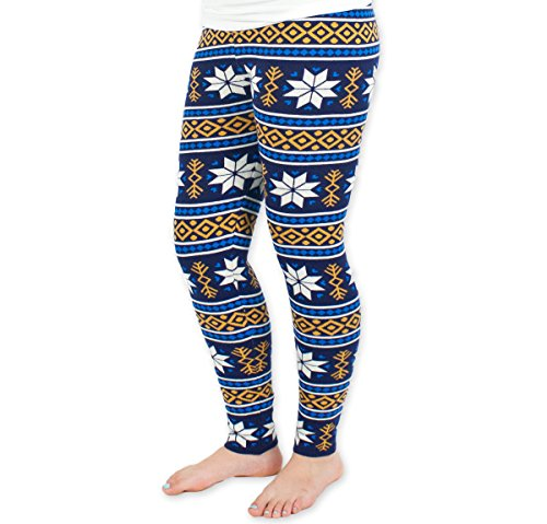 Snowflake Sweater Leggings