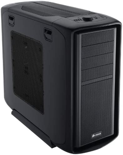Amazon Com Corsair Graphite Series 600t Mitad De La Torre Gaming Carcasa De Computadora Negro Electronics