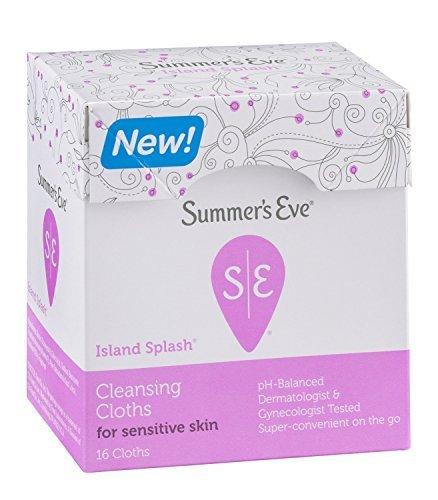 3 Pack - Summers Eve Feminine Cleansing Cloths Sensitive Skin 16 Each Dr. Brandt - Laser Fx Perfect Serum -30ml/1oz