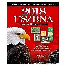 2018 Us/Bna Stamp Catalog