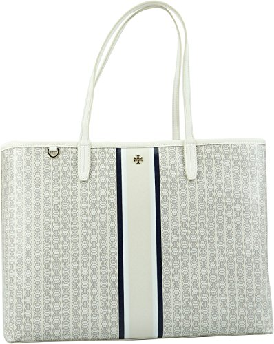 Tory Burch Gemini Link Tote - Ivory by Tory Burch