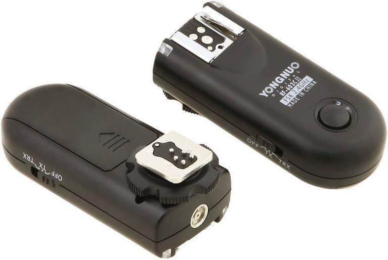 Funk desencadenador disparador a distancia para Canon EOS 5d 1d 1ds mark 1 2 3 4 jjc JM-a